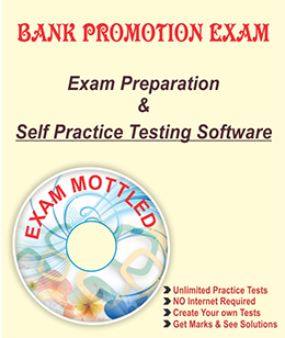 Bank Promotion Exam