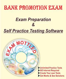 Bank Promotion Exam