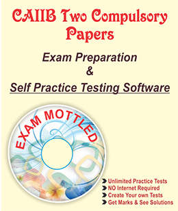 CAIIB Compulsory papers