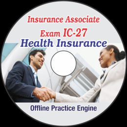 Health Insurance  IC27 Exam