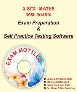 X STD MATHS (ICSE)